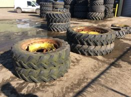 Full Set of Tyres